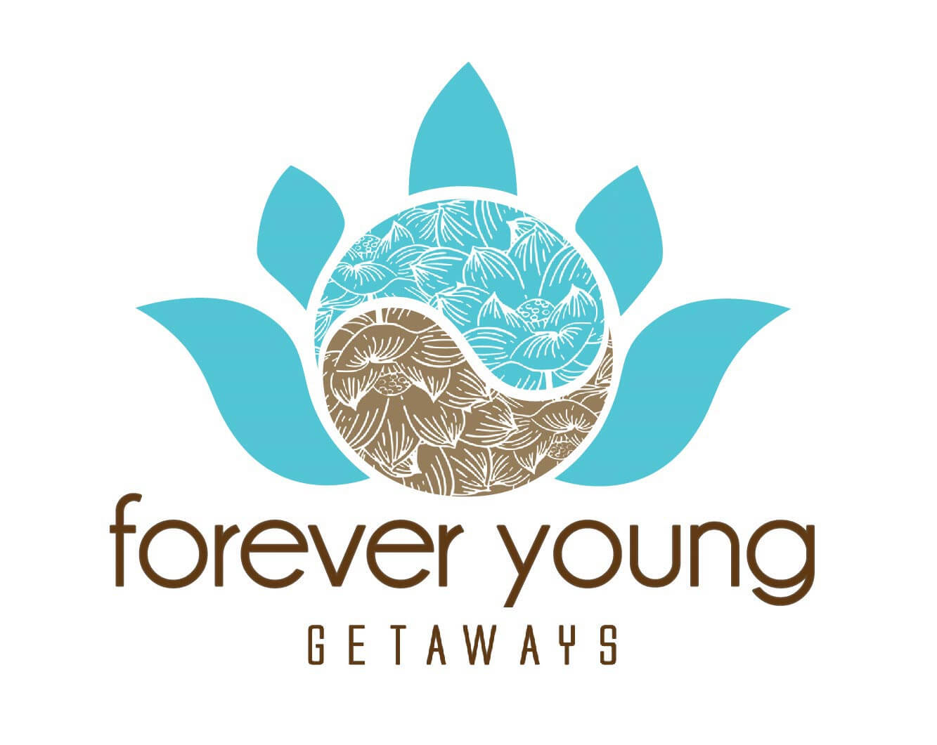 Perth Logo Design by Star 3 Media: Forever Young Getaway