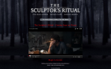 Perth Website Design by Star 3 Media: The Sculptor's Ritual